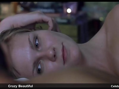 Kirsten Dunst Nude And Naughty Movie Scenes