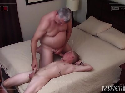 Older Man Rims And Fucks Bareback Straight Blond Teenage Neighbor