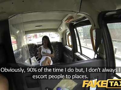 FakeTaxi - High class escort freebee