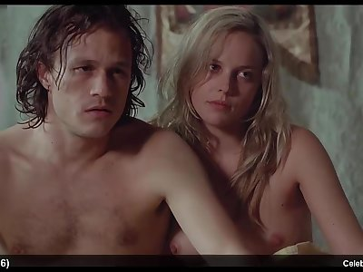 Blonde Celebrity Abbie Cornish Nude And Erotic Movie Scenes