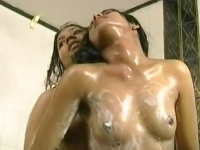 desi indian soapy lesbo sex